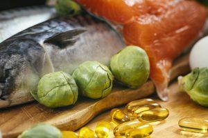 Omega-3 Fettsäuren, Fisch, Gelkapseln